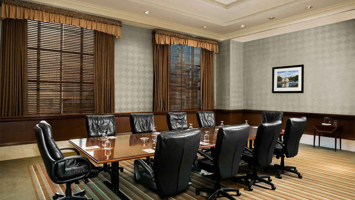Providence Hotel meeting room