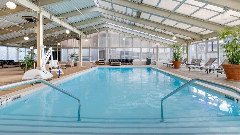 Richmond Pool Omni Richmond Hotel