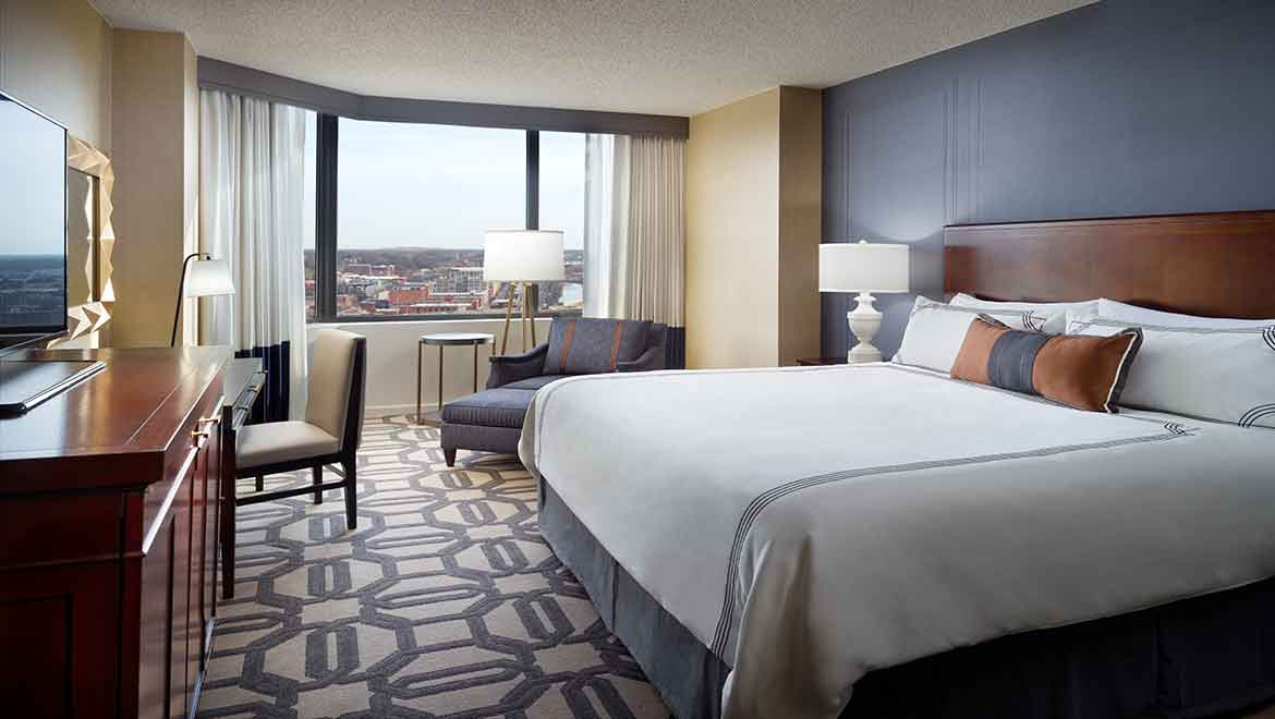 Richmond Hotels Rooms Amp Suites Omni Richmond Hotel