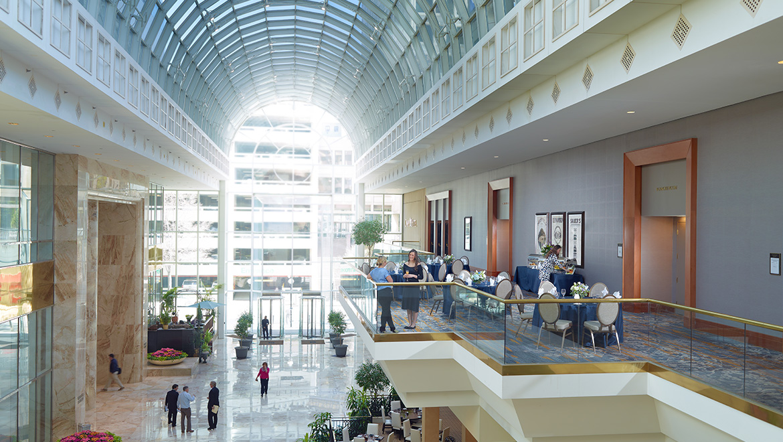 Richmond Hotel Policies Atrium