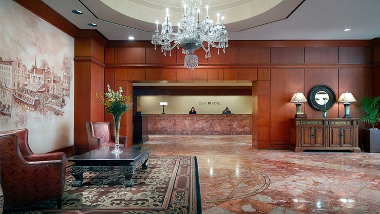 Hotels in Richmond, VA | Omni Richmond Hotel