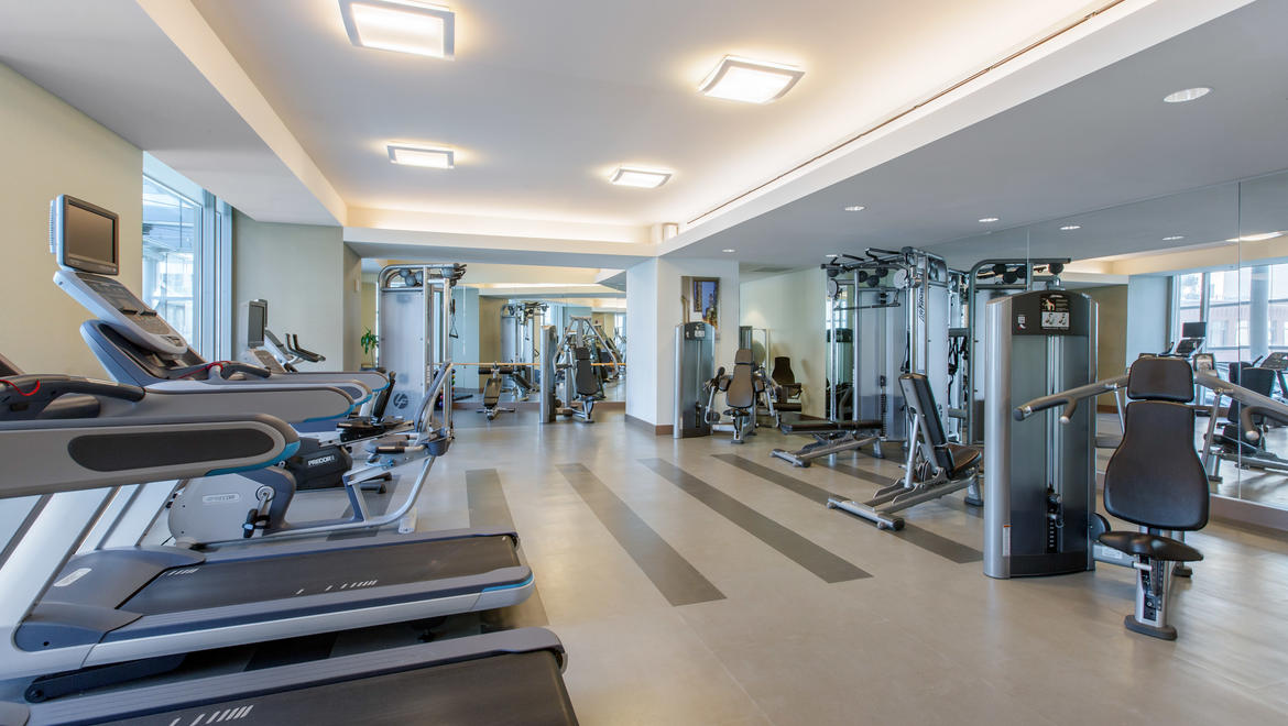 Omni San Diego Hotel Fitness Center