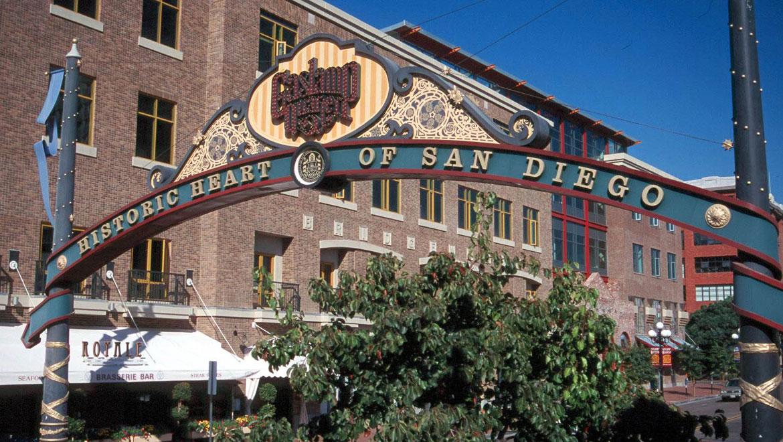 Gaslamp Quarter Hotels | Omni San Diego Hotel