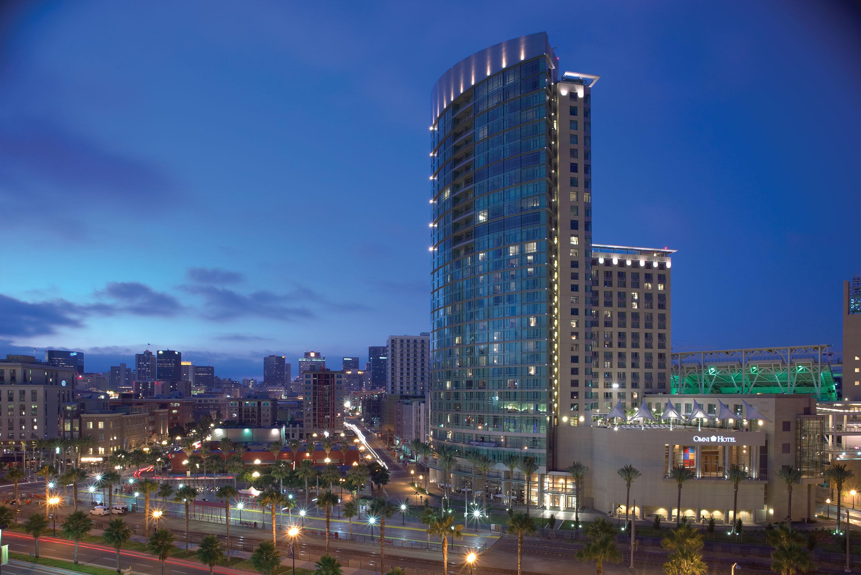 Hotel in Downtown San Diego | Omni San Diego Hotel