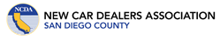 New Car Dealers Association San Diego County