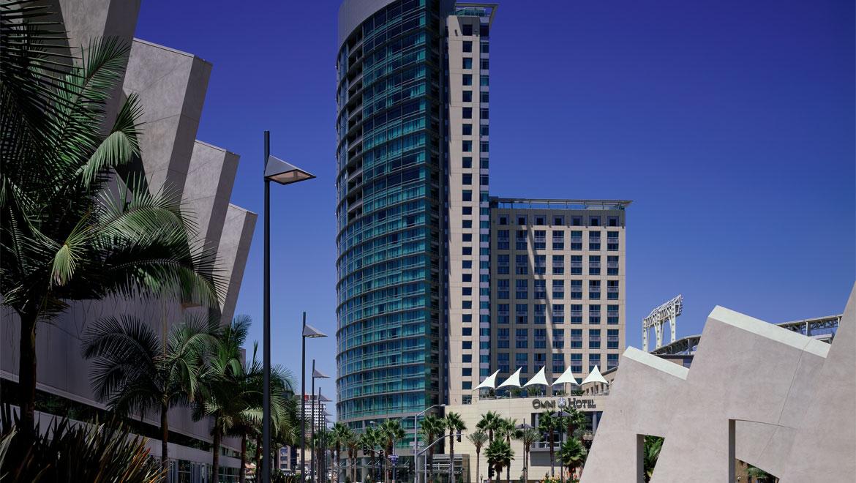 Omni Hotel San Diego Parking