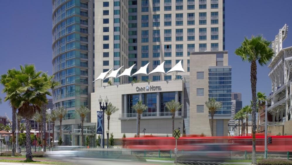 Hotel in Downtown San Diego   Omni San Diego Hotel