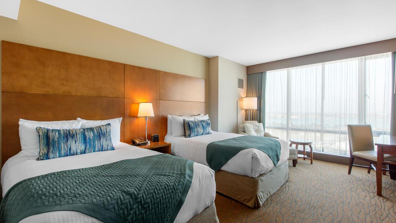 San Diego Hotel Accommodations