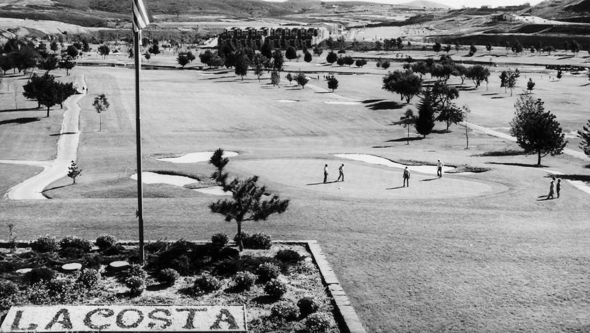 La Costa Grounds 1960s