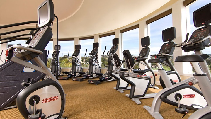 La Costa fitness center bikes