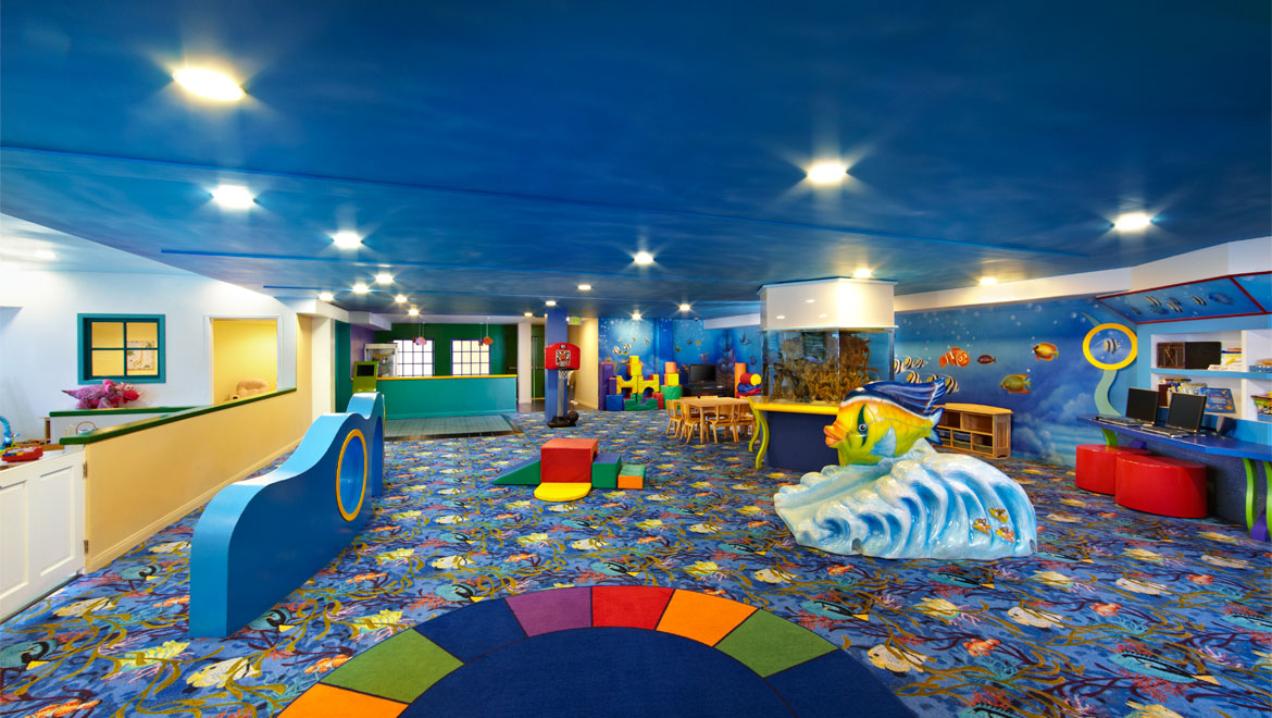 La Costa kids club play area