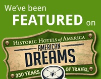 Historic Hotels of America Badge
