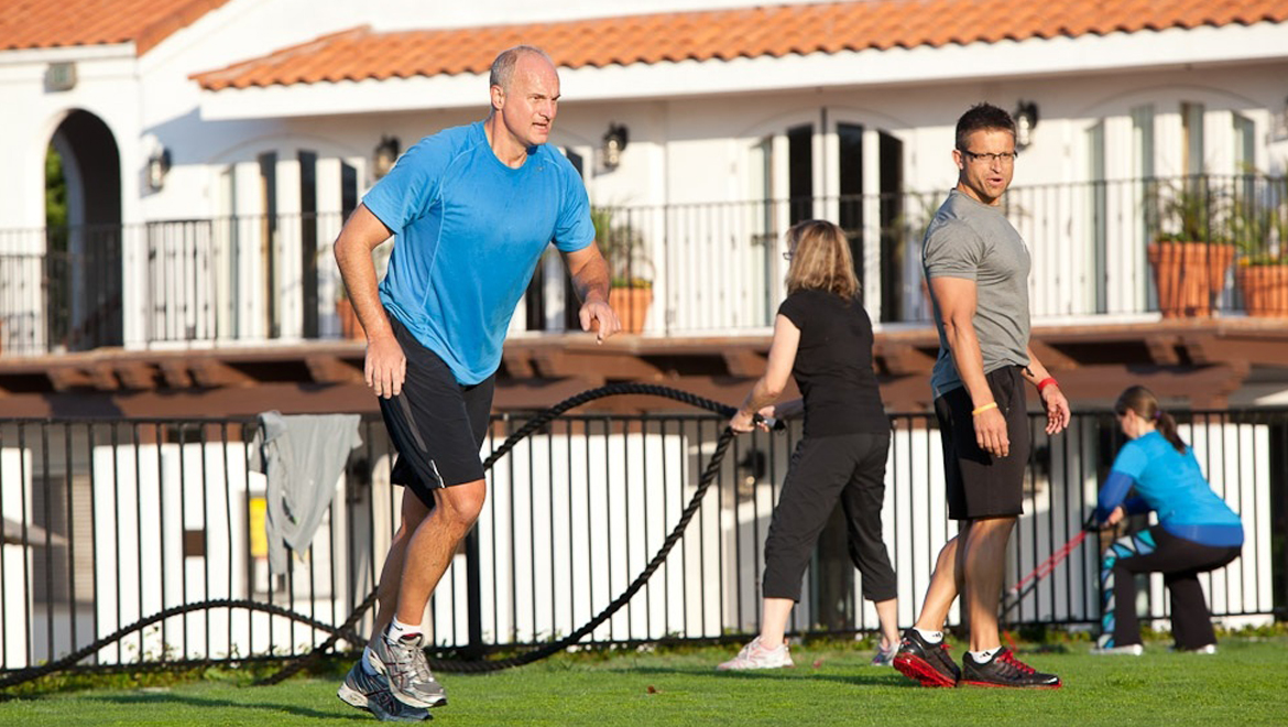 Fitness Camps For Adults Omni La Costa Pfc Fitness Camp