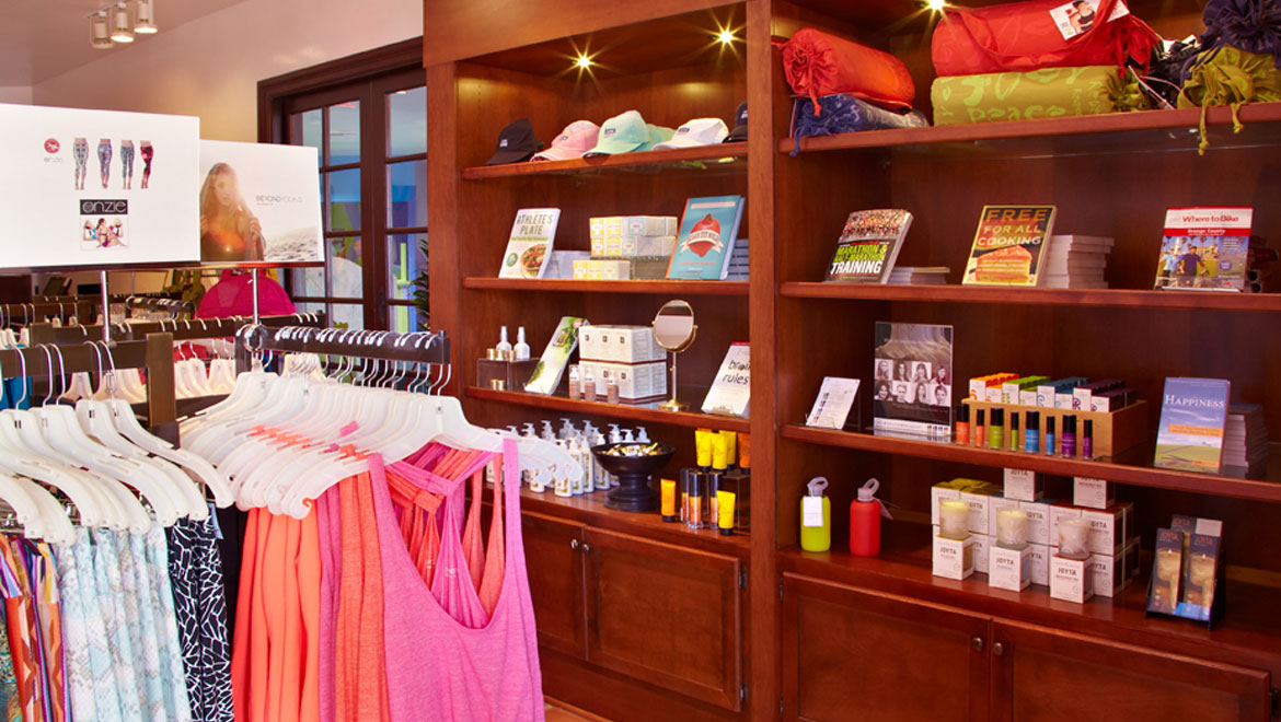 La Costa Resort shop