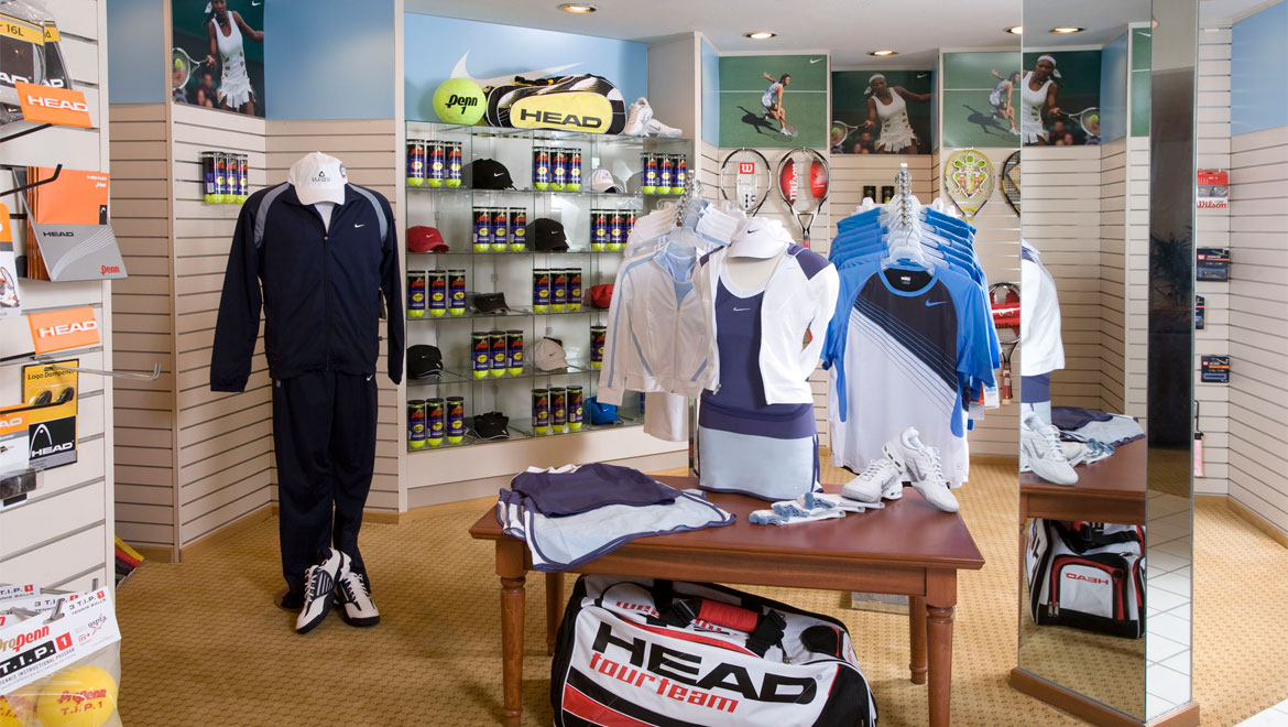 La Costa tennis pro shop