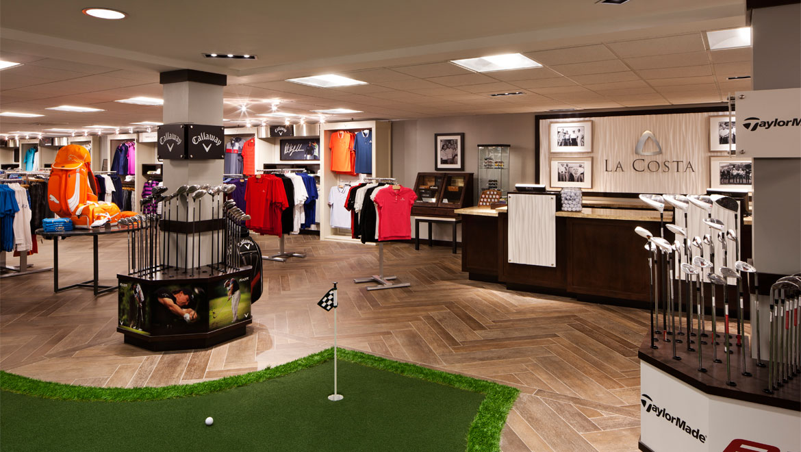 La Costa golf pro shop