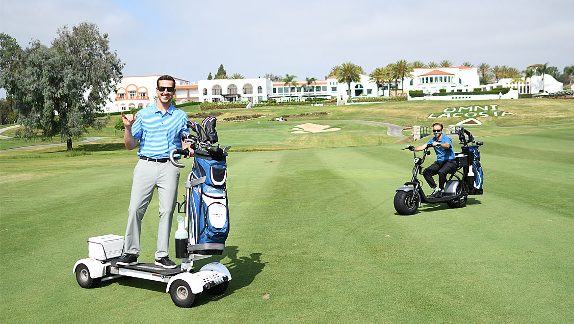 Phat Scooter & Golfboard