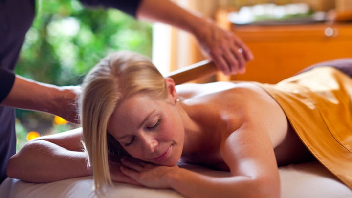 La Costa spa bamboo fusion massage