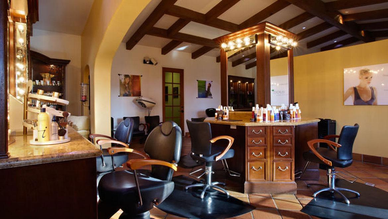 Carlsbad salon and spa omni la costa resort spa for A salon san diego