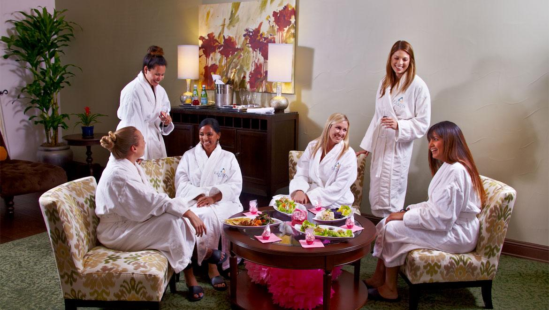 Southern California Spa | Carlsbad CA Spa | Omni La Costa Resort & Spa