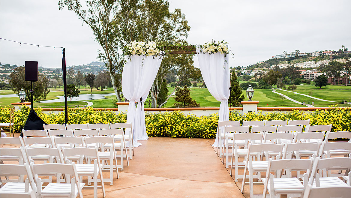 Iris Terrace Ceremony