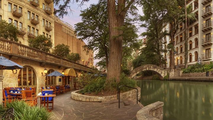 Luxury Hotels San Antonio River Walk Mokara Hotel Amp Spa
