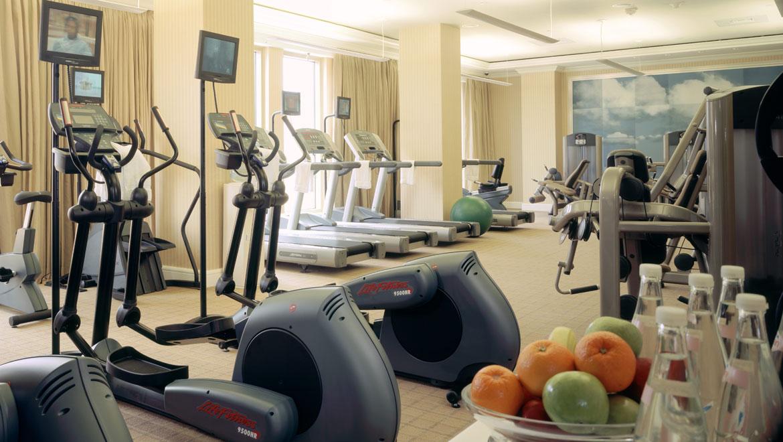 Fitness Center In San Antonio Mokara Hotel Amp Spa