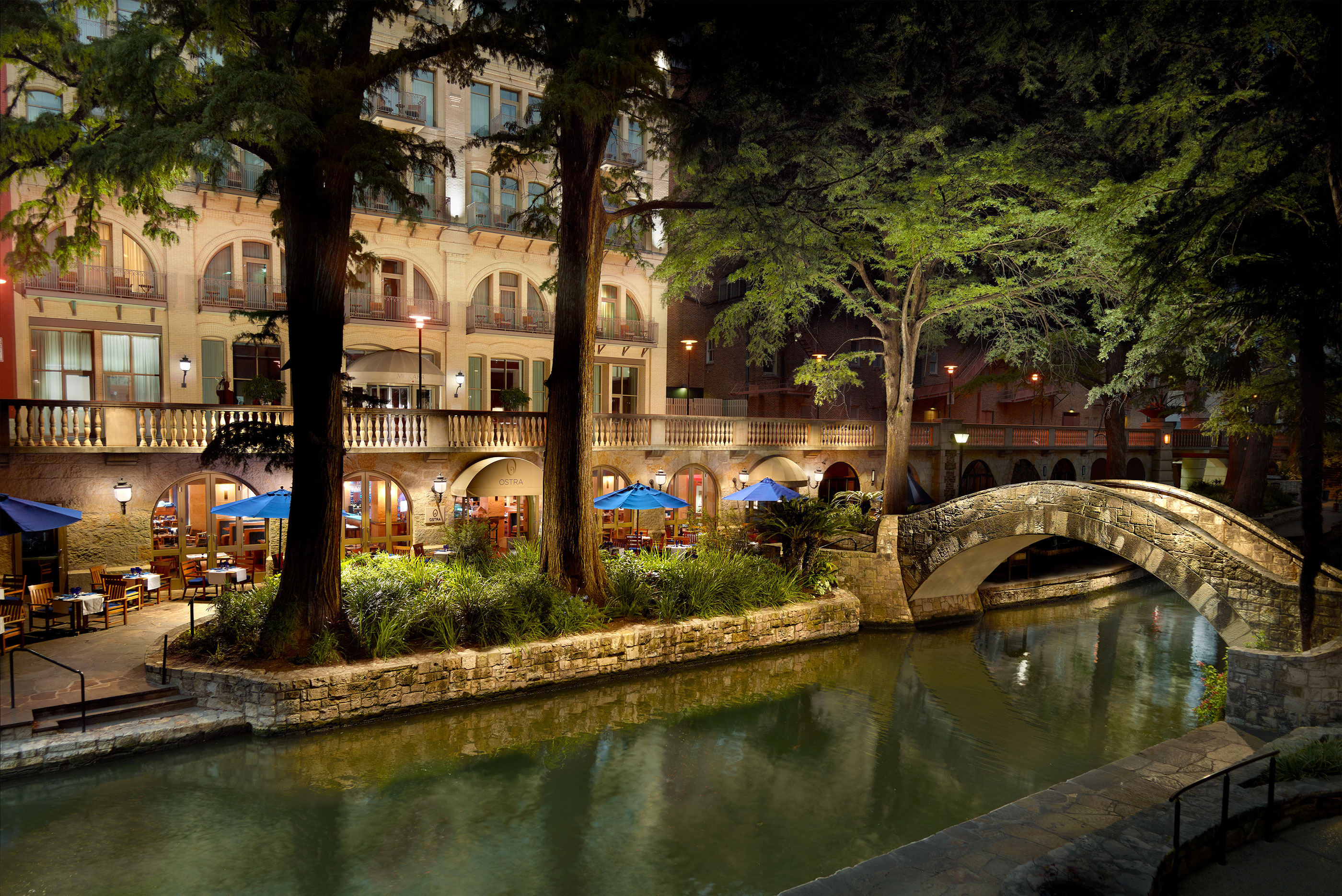 Hotels In San Antonio >> Luxury Hotels San Antonio Mokara Hotel Spa