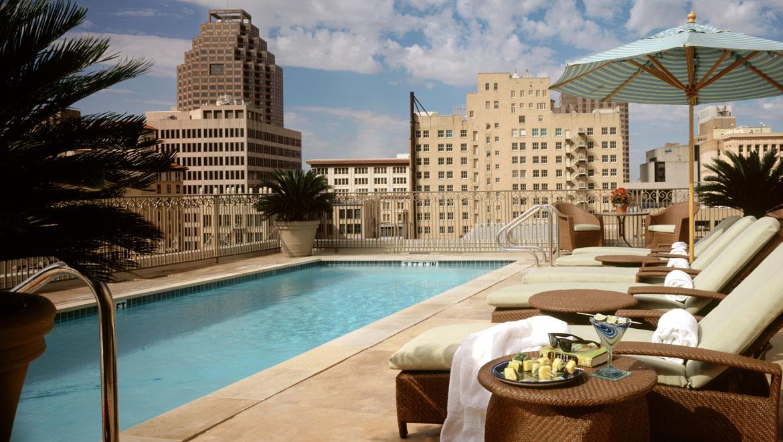 Swimming Pool San Antonio Mokara Hotel Amp Spa