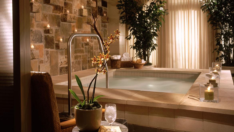 Beautiful Indoor Spa Tub Pictures - Amazing Design Ideas - luxsee.us