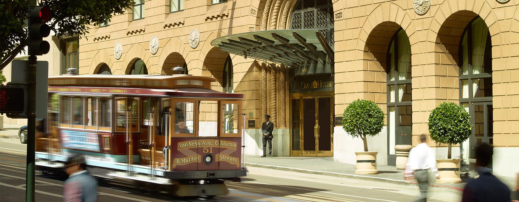 Hotel in San Francisco | Omni San Francisco Hotel