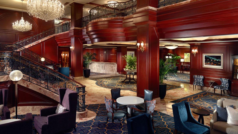 Hotels In San Francisco Omni San Francisco Hotel