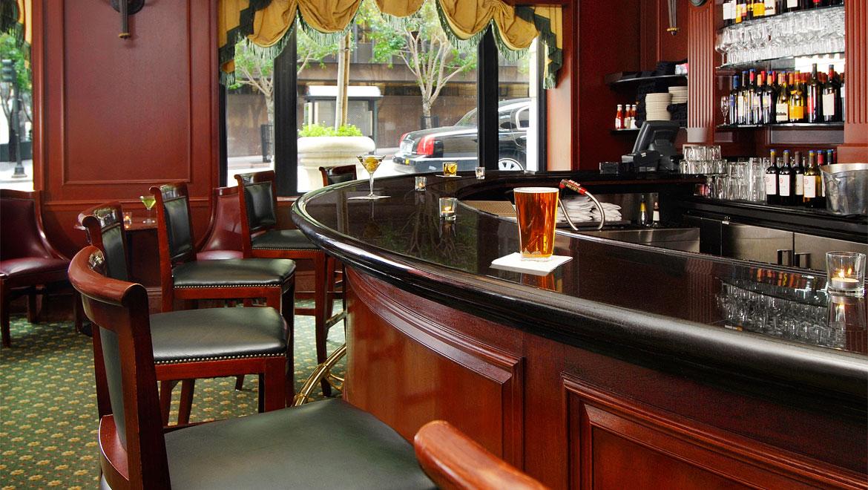 Bob's Bar | San Francisco Dining | Omni San Francisco Hotel