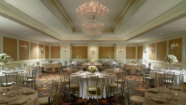 San francisco wedding venues omni san francisco grand ballroom junglespirit Images