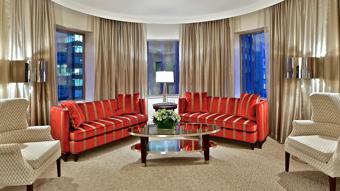 Luxury Toronto Guest Rooms And Suites The Omni King