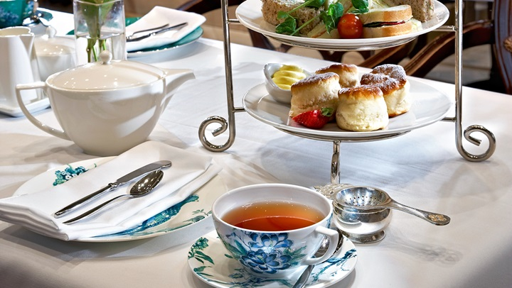 Omni King Edward Hotel Afternoon Tea