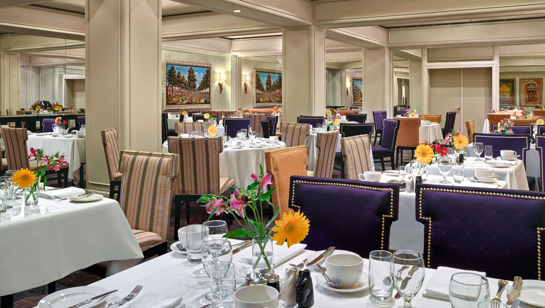Toronto restaurants the omni king edward hotel for Hotel restaurant
