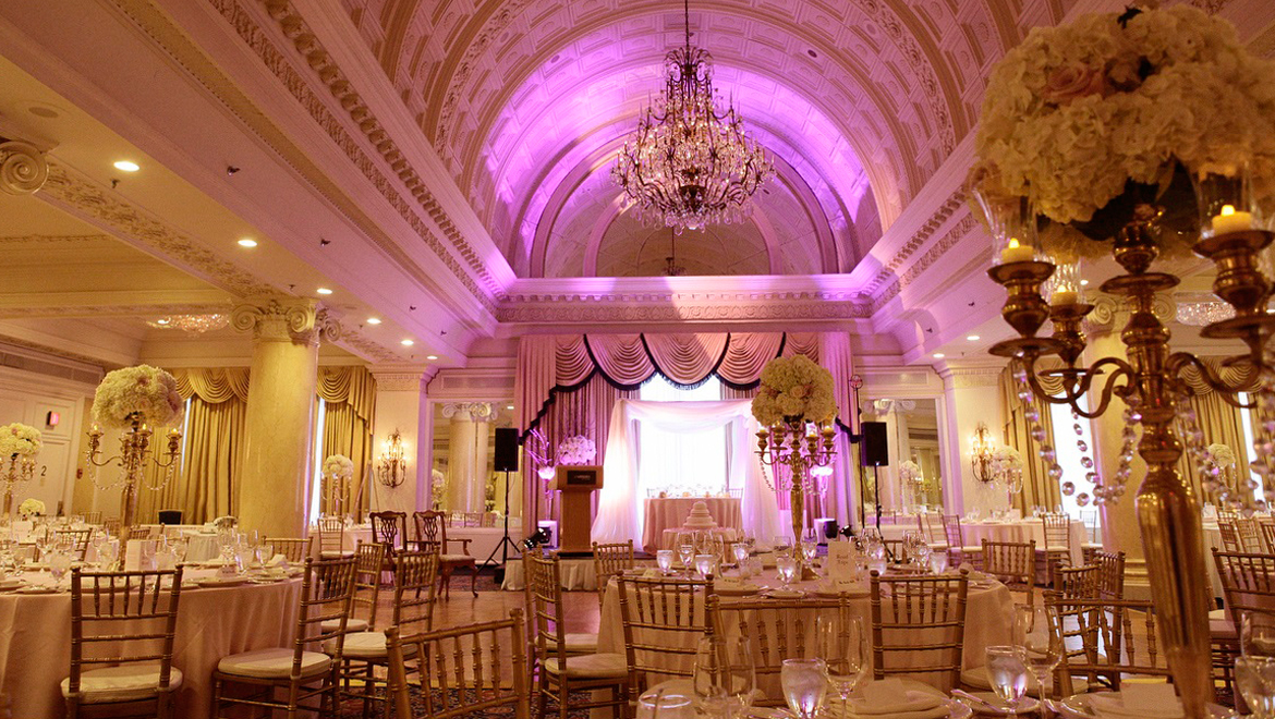 Toronto Wedding Venues The Omni King Edward Hotel