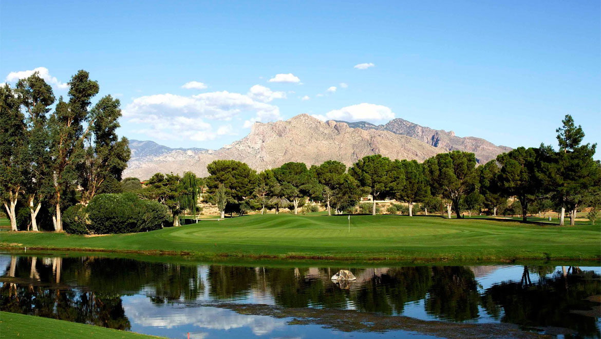 Tucson golf course