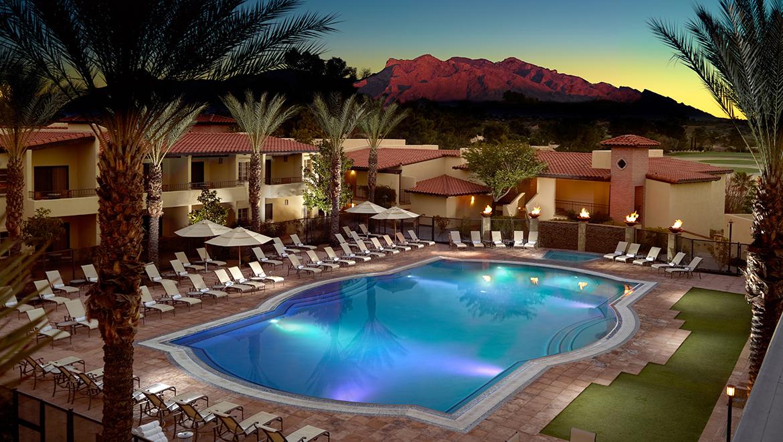 Tucson pools omni tucson national resort for Pool photos