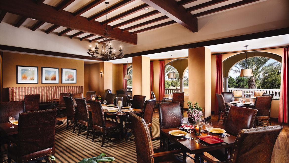 Tucson Bob's Steak & Chop House dinning room