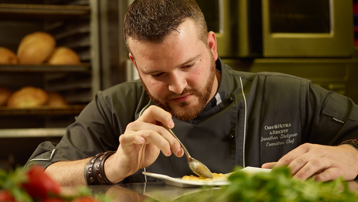 Executive Chef Jonathan Stutzman