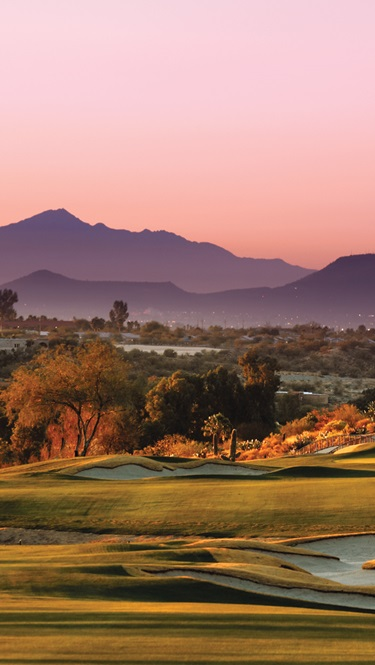 Golf at Omni Tucson National Resort