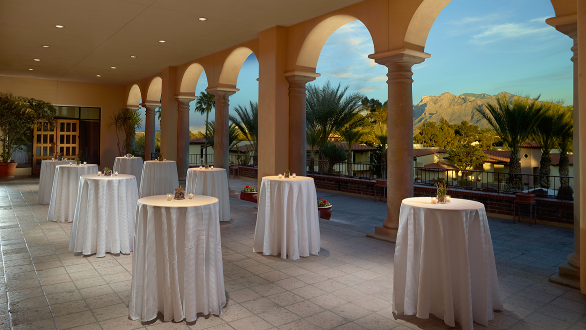 Tucson wedding venues omni tucson national resort papago terrace junglespirit Images