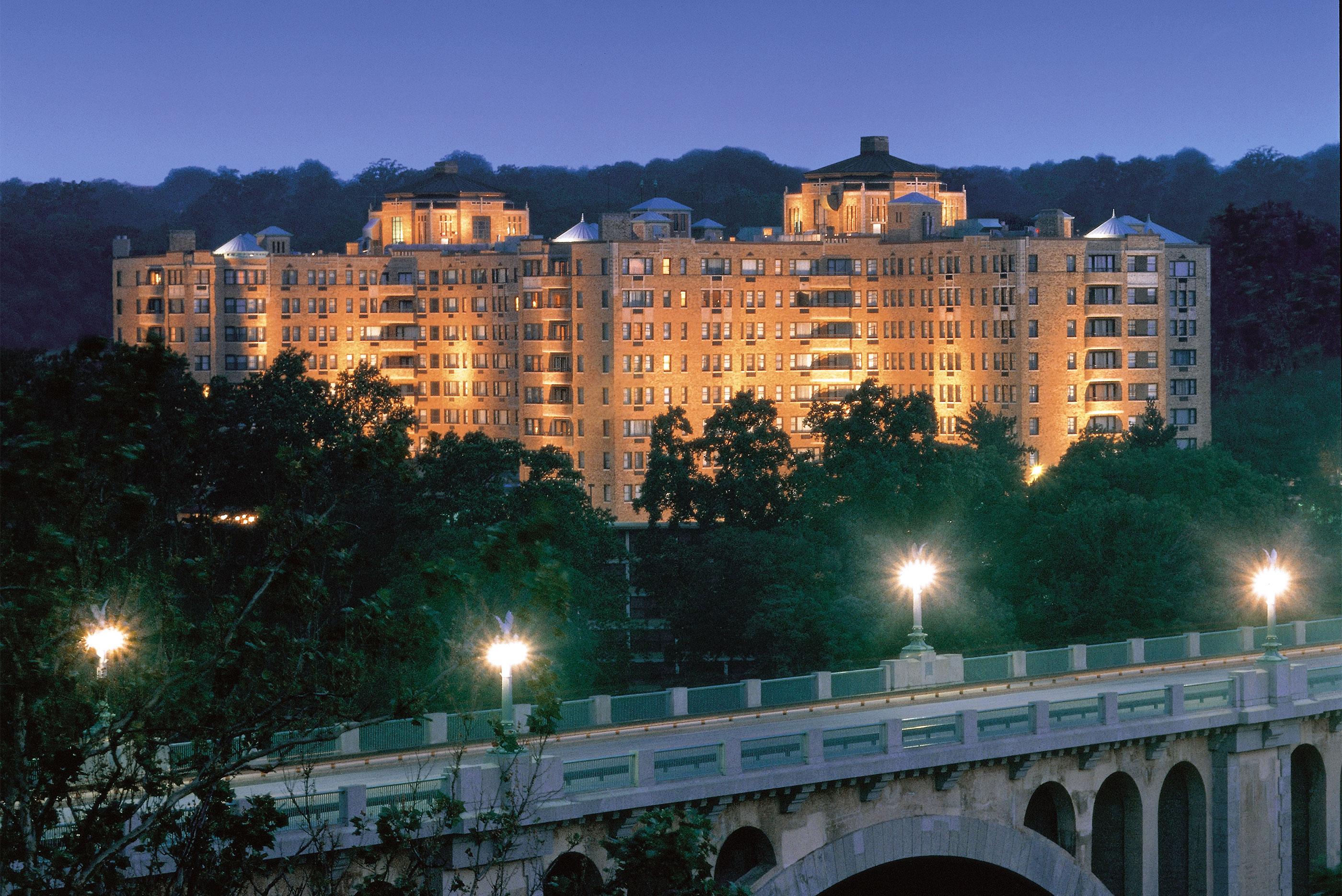 Luxury Washington D C Hotel Omni Shoreham Hotel