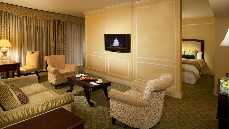 Washington, D.C. Guest Rooms & Suites | Omni Shoreham