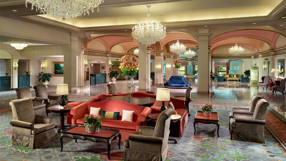 Washington Dc Hotels >> Luxury Washington D C Hotel Omni Shoreham Hotel