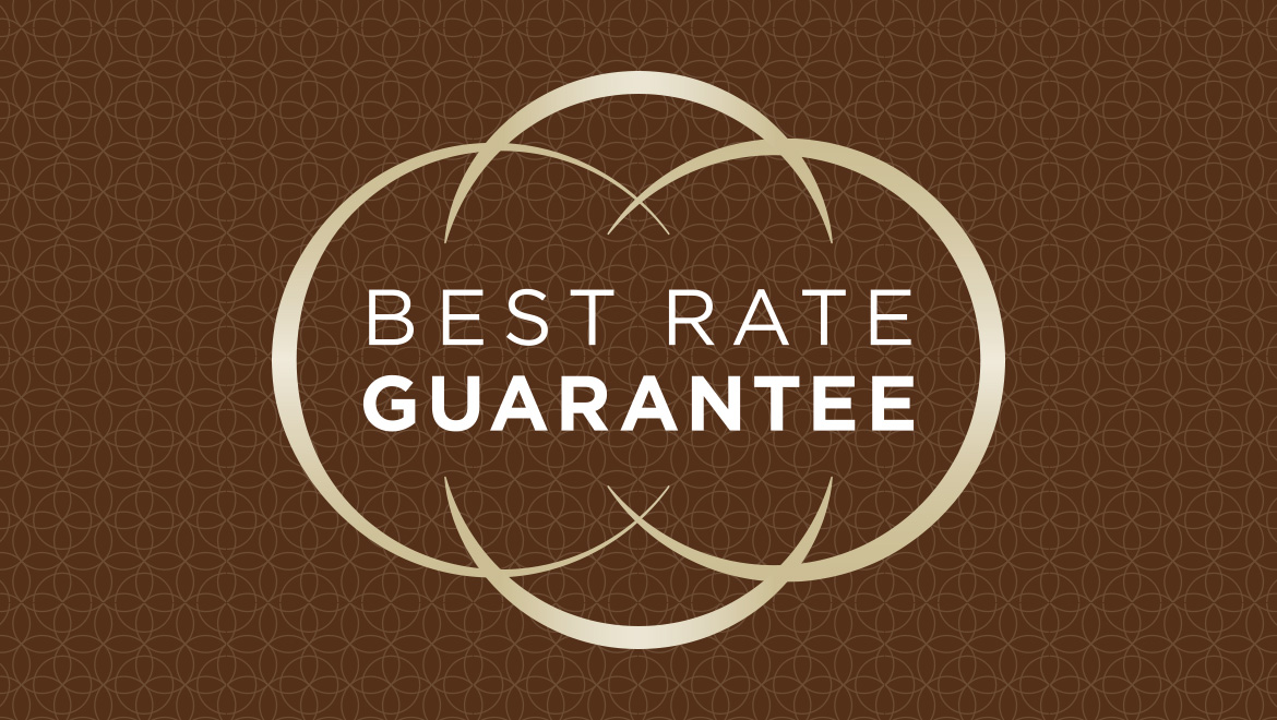 Best Rate Guarantee logo
