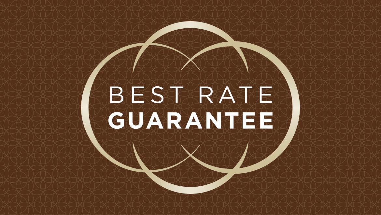 Best Rate Guarantee Logo