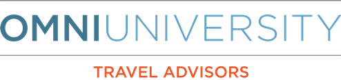 Omni University Travel Advisors Logo